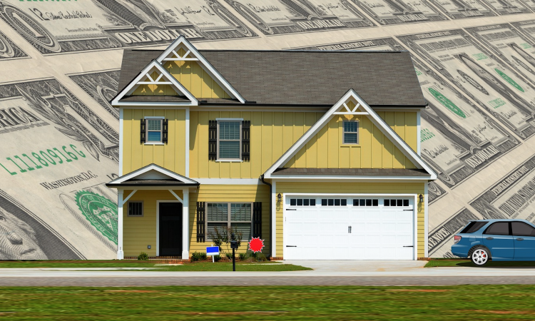 home improvement spending on the rise