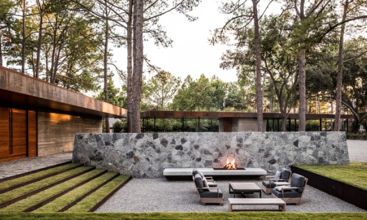 Merveilleux This Project Won The ASLA 2015 Professional Award Of Excellence, Residential  Design Category. Cedar
