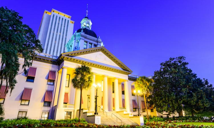 florida state house passing legislation about virtual inspection for residential building