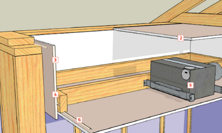 airtight soffit how-to