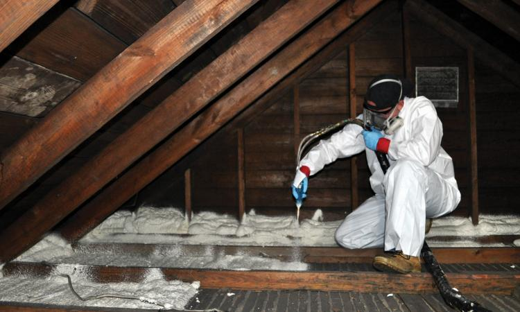 Safety is a top priority when working with low pressure spray polyurethane foam, and contractors should always use the proper personal protective equipment.