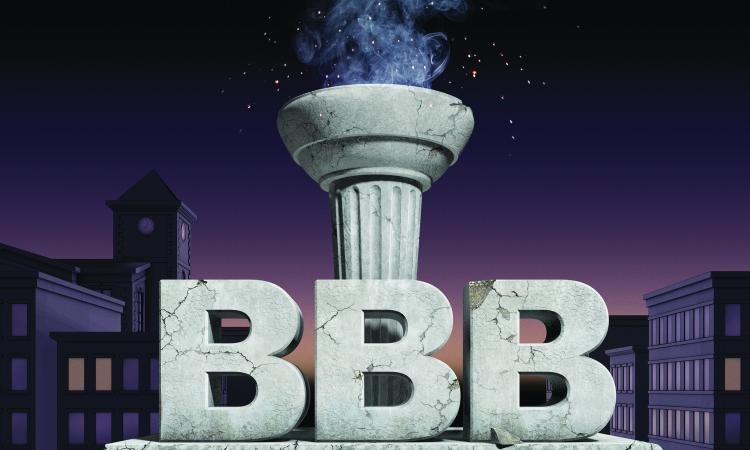 is the better business bureau, a home for remodelers, failing or not