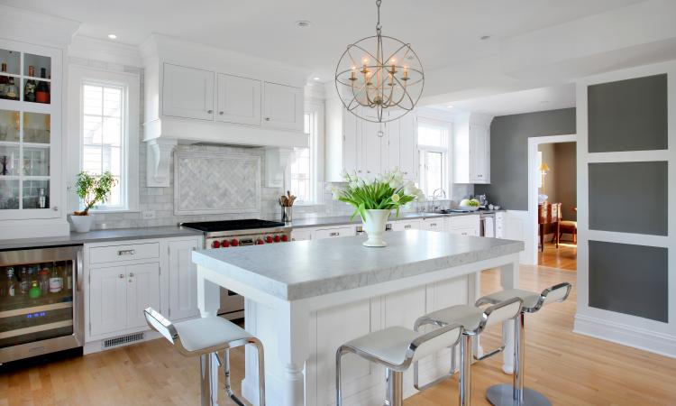 Project Spotlight Kitchen countered Pro Remodeler