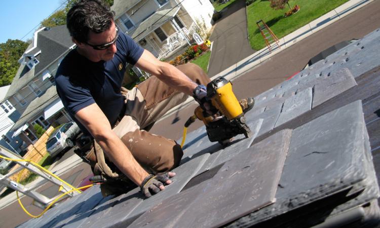 Davinci Roofscapes roofing installation
