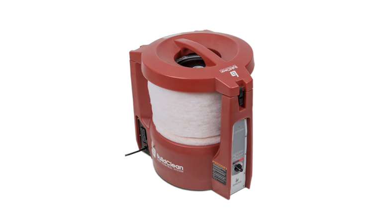 HEPA Air Scrubber