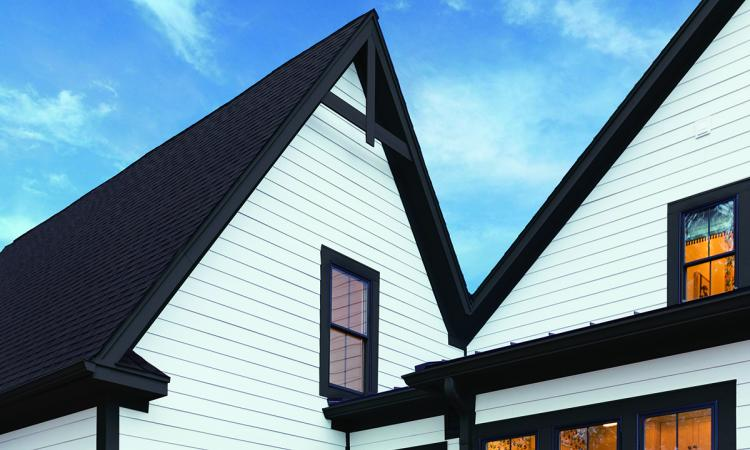 james hardie's dream collection installed by an exterior replacement specialty contractor