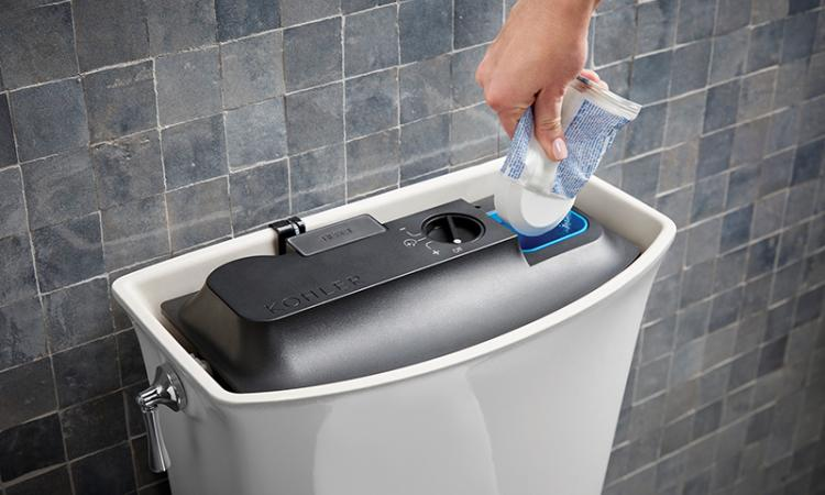 kohler continousclean is a favorite among remodelers