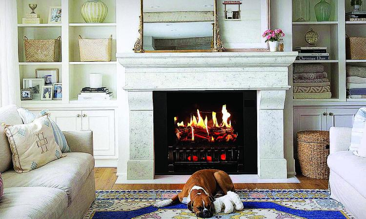 MagikFlame Fireplace Insert
