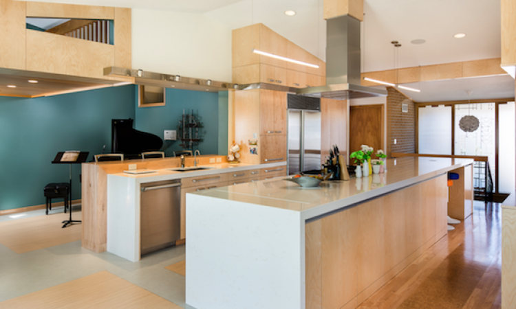 2015 Professional Remodeler Design Awards Project of the Year by Silent Rivers Design + Build