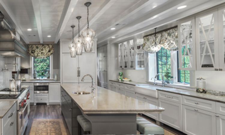 2015 Design Awards winner, Illinois, Biron Homes & Design, with architect Charles Vincent George Architects, kitchen