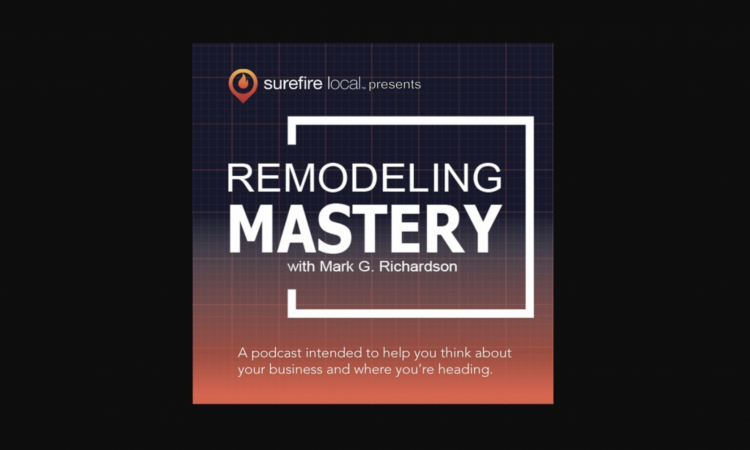 Remodeling Mastery Mark Richardson
