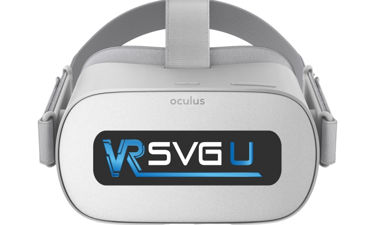 VR SVG U goggles for remodeling and seeing storm damage in 3D