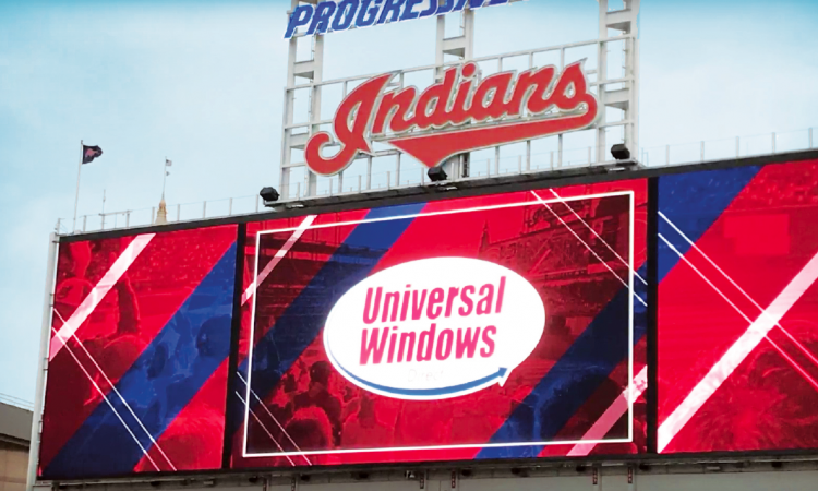universal windows direct cleveland indians
