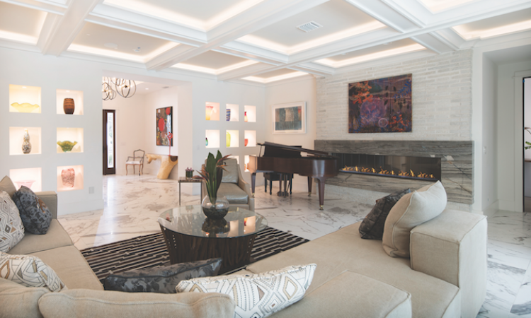 Inside Job: Interior Details of the 2017 New American Remodeled ...