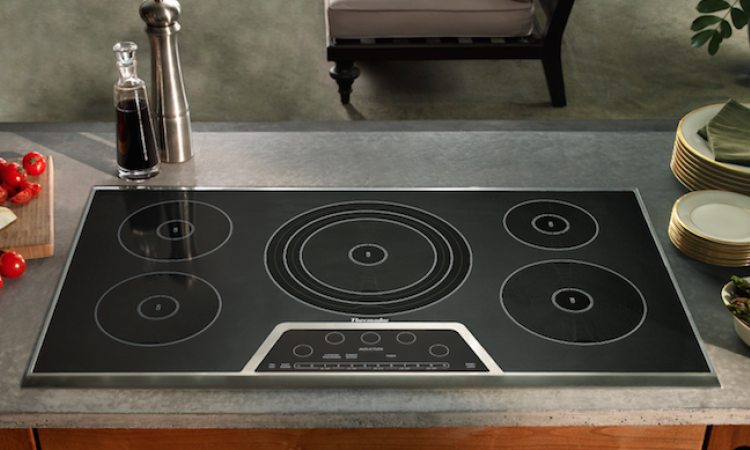 Attractive Thermador Induction Cooktop Idea