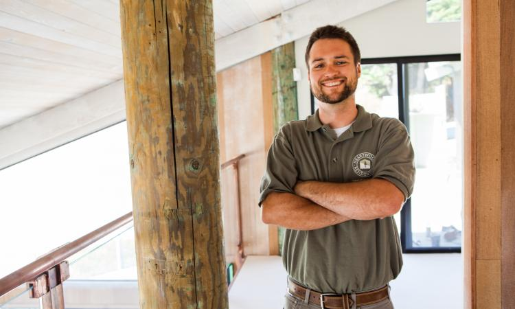 Nicholas Yegge, President & Founder at Heartwood Residential, in Los Gatos, Calif., 2016 Professional Remodeler 40 Under 40 awardee