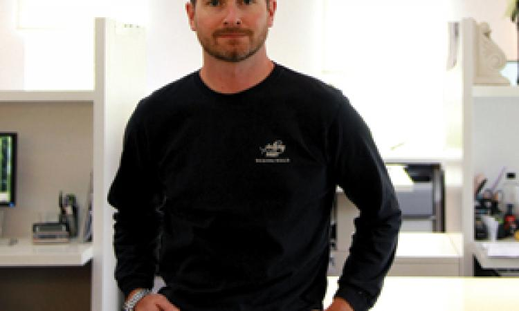 Brad Yetman, Production manager at Anthony Wilder Design/Build, in Cabin John, Md., 2015 Professional Remodeler 40 Under 40 awardee