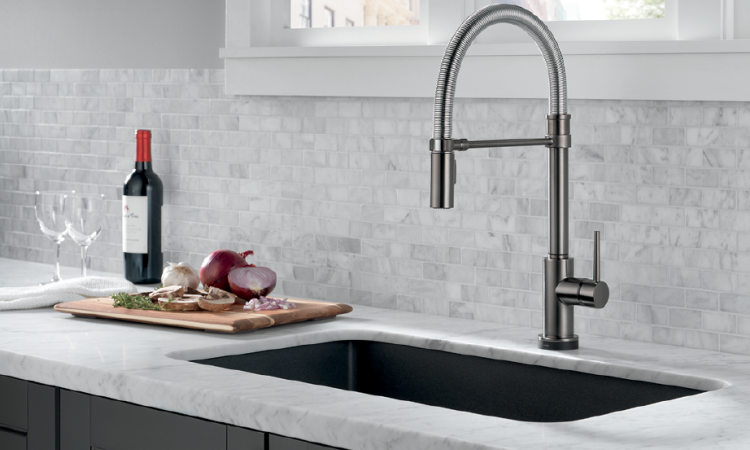 Delta faucet with Touch20 Technology