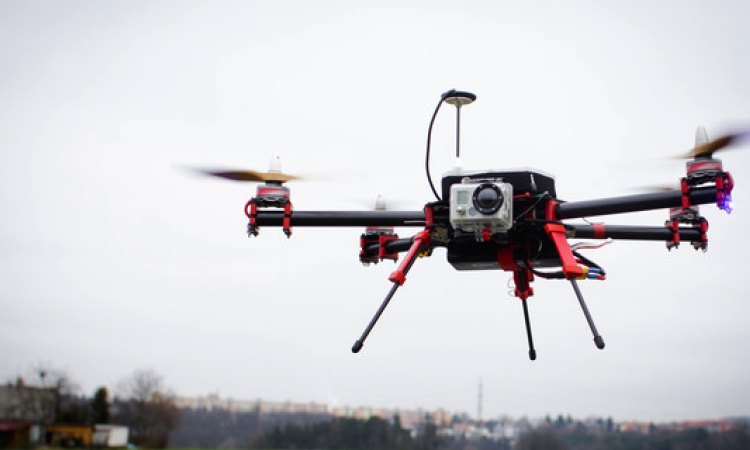 Rules unclear for drone use in construction