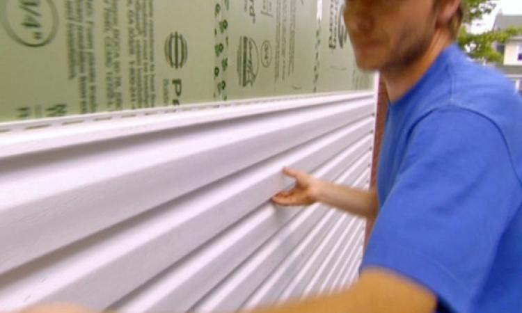 Out Of Sight Conceal Seams To Make The Siding Job Shine