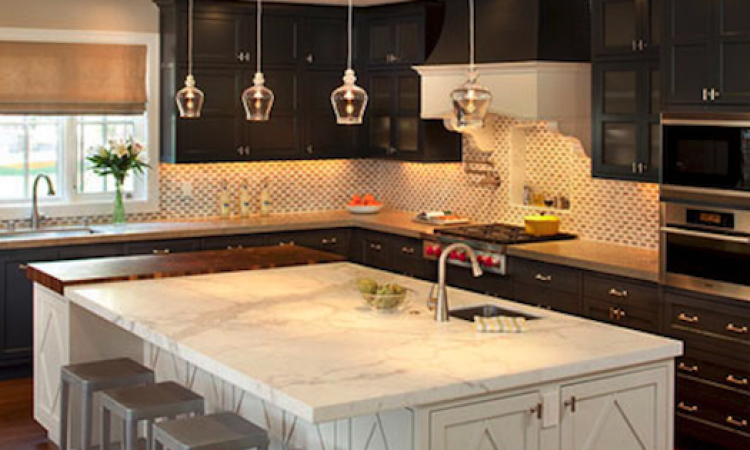 Great Ways For Lighting A Kitchen: The Right Way To Light A Kitchen