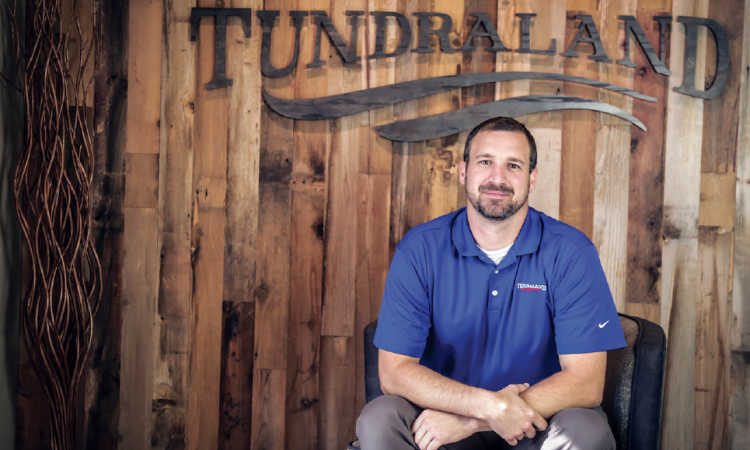 paul lukowski is the general manager of tundraland