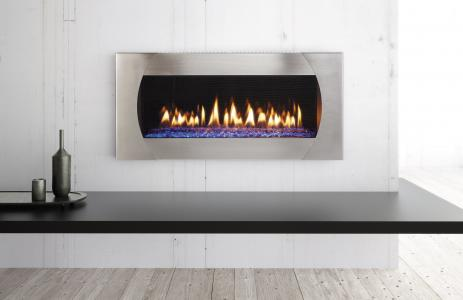 Heat & Glo Mezzo Gas Fireplace