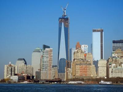 Construction: A Time-Lapse of One World Trade Center's Completion in 2 Minutes [Video]