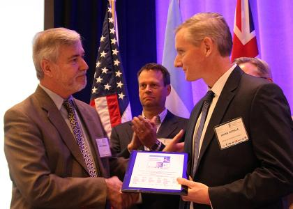 American Standard Receives Plumbing Efficiency Research Coalition Recognition
