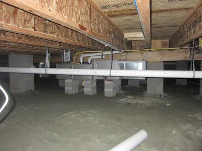 What's That Smell? HVAC, IAQ, and Crawl Spaces