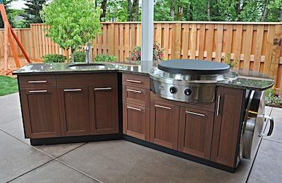 Danver Stainless Steel Cabinetry Is Now Offering The Evo Flattop Grill As  The Newest Addition To The Companyu0027s One Stop Shop For Outdoor Kitchens.