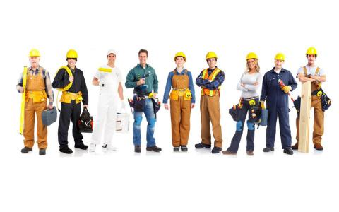 Personnel: Construction Workers Are The Happiest Employees. Here's Why