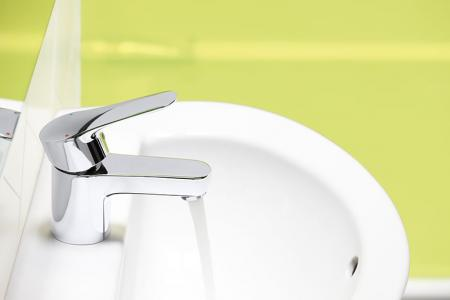 Kohler's July lavatory faucet collection