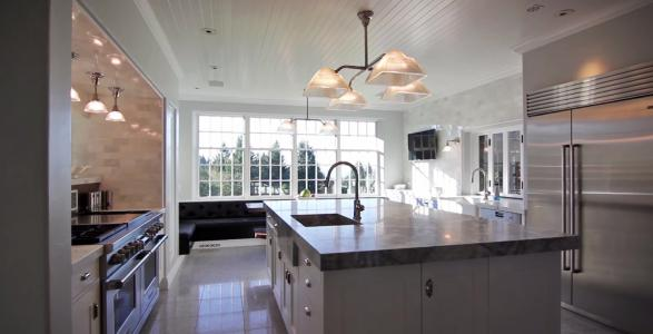 efficient kitchen design. Design  Creating a Brighter More Efficient Kitchen Pro Remodeler