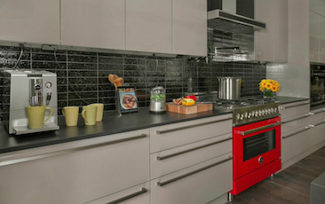 Hidden From View Legrand S Adorne Under Cabinet Lighting System Boasts A Modular Track That