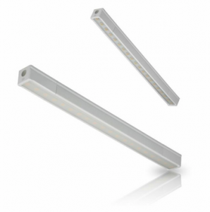 Nuvo Lighting's Thread Linear LED system is available in 6-, 12-, 21-, and 30-inch lengths.