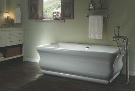 mti added two bathtubs to its designer series the olivia 2 is constructed using the brandu0027s sculpted finish process and the result is a