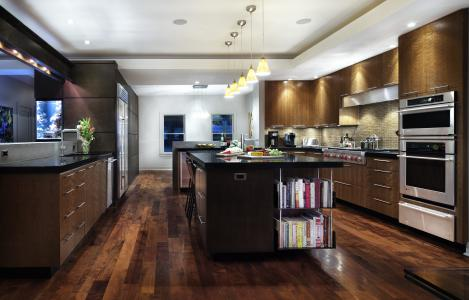 Using the kitchen as a social space is just one of Professional Remodeler's Top