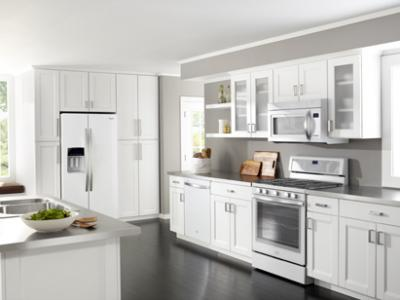 Lovely This New Streamlined Collection Of Kitchen Appliances From Whirlpool  Includes Refrigerators, Wall Ovens, Ranges, And Dishwashers.