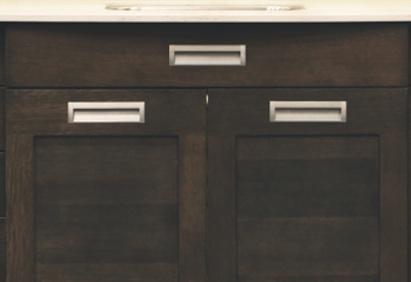 Häfale extruded contemporary cabinet pulls | Pro Remodeler