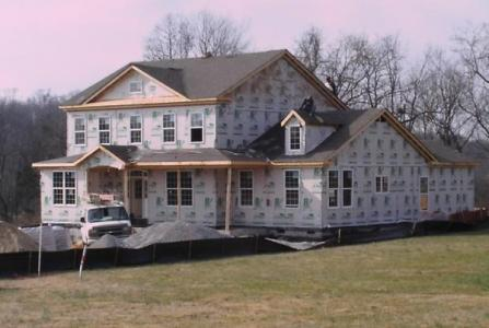 Housing starts drop but building permits on the rise