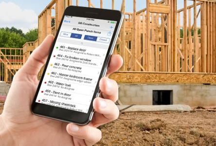 Mobile Technology Improves Productivity and Communication in the Construction Industry
