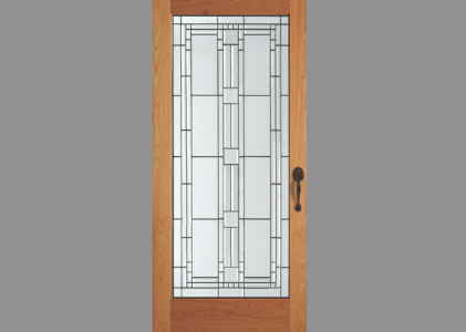 Simpson builders advantage pro remodeler simpson door has expanded its builders advantage series with decorative glass options in a variety of wood door designs providing a high end appearance at planetlyrics