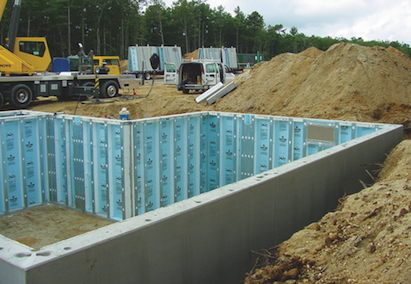 Superior walls insulated precast concrete wall systems for Superior wall system