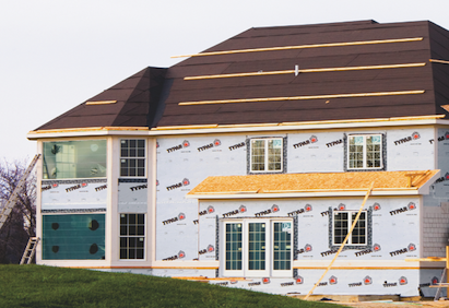Typar housewrap pro remodeler for Sheathing house wrap